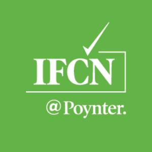 Logo della IFCN - International Fact-Checking Network